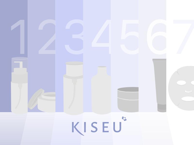 7 Step Korean Skin Care Routine