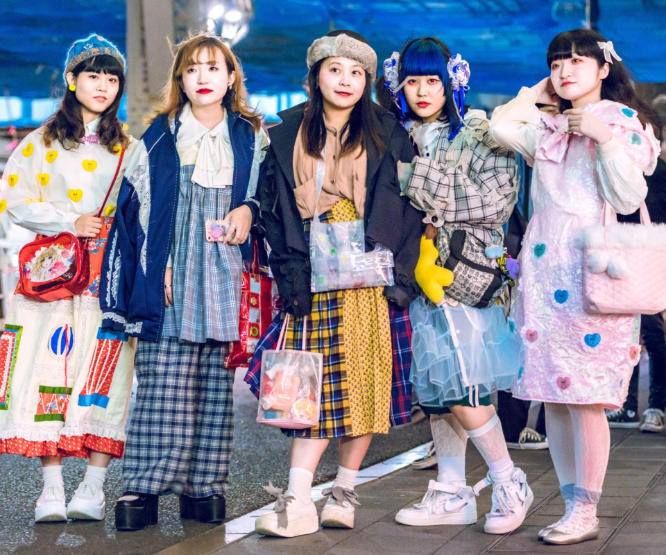 Japanese Beauty Trends 1