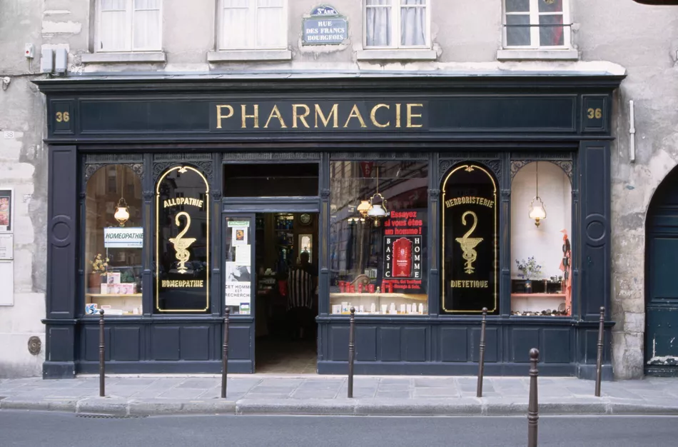 pharmacy beauty