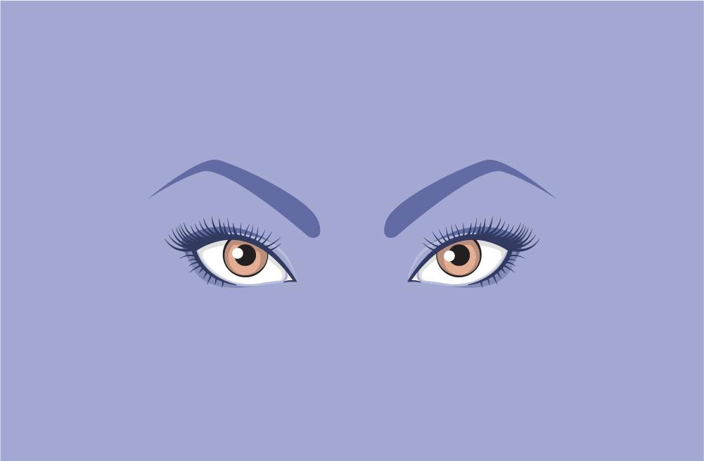 monolid-eyes
